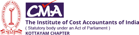 The Institute of Cost Accountants of India (Statuary body under an Act of Parliament), Kottayam Chapter
